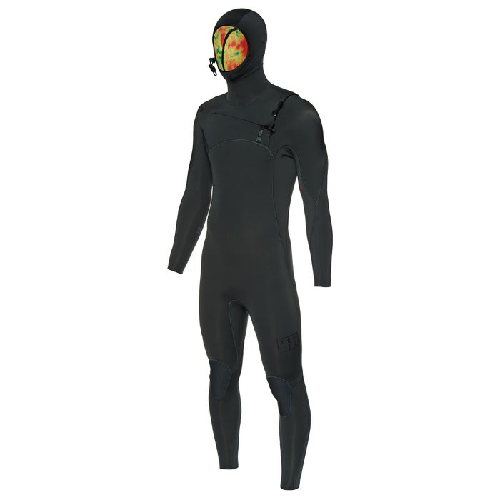 Xcel Comp X 4.5/3.5mm 2019 Chest Zip Hooded Wetsuit