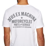 Deus Ex Machina Camperdown Address Mens Short Sleeve T-Shirt