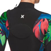 Hurley Advantage Plus Tropics 3/2mm Chest Zip Wetsuit