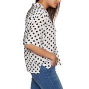 Levis Meiko Ladies Short Sleeve Shirt