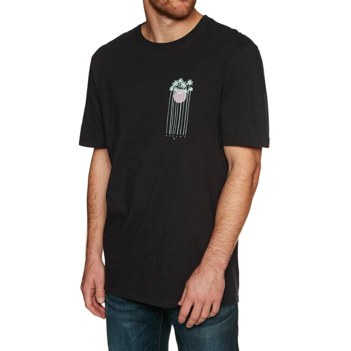 Hurley Hidden Palms Short Sleeve T-Shirt