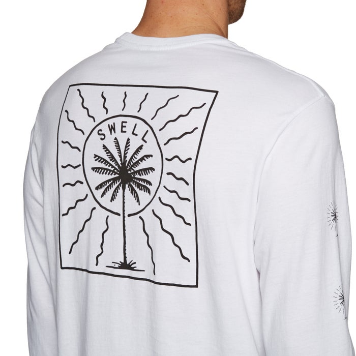 SWELL Palms Long Sleeve T-Shirt
