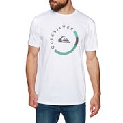 Quiksilver Slab Session Mens Short Sleeve T-Shirt