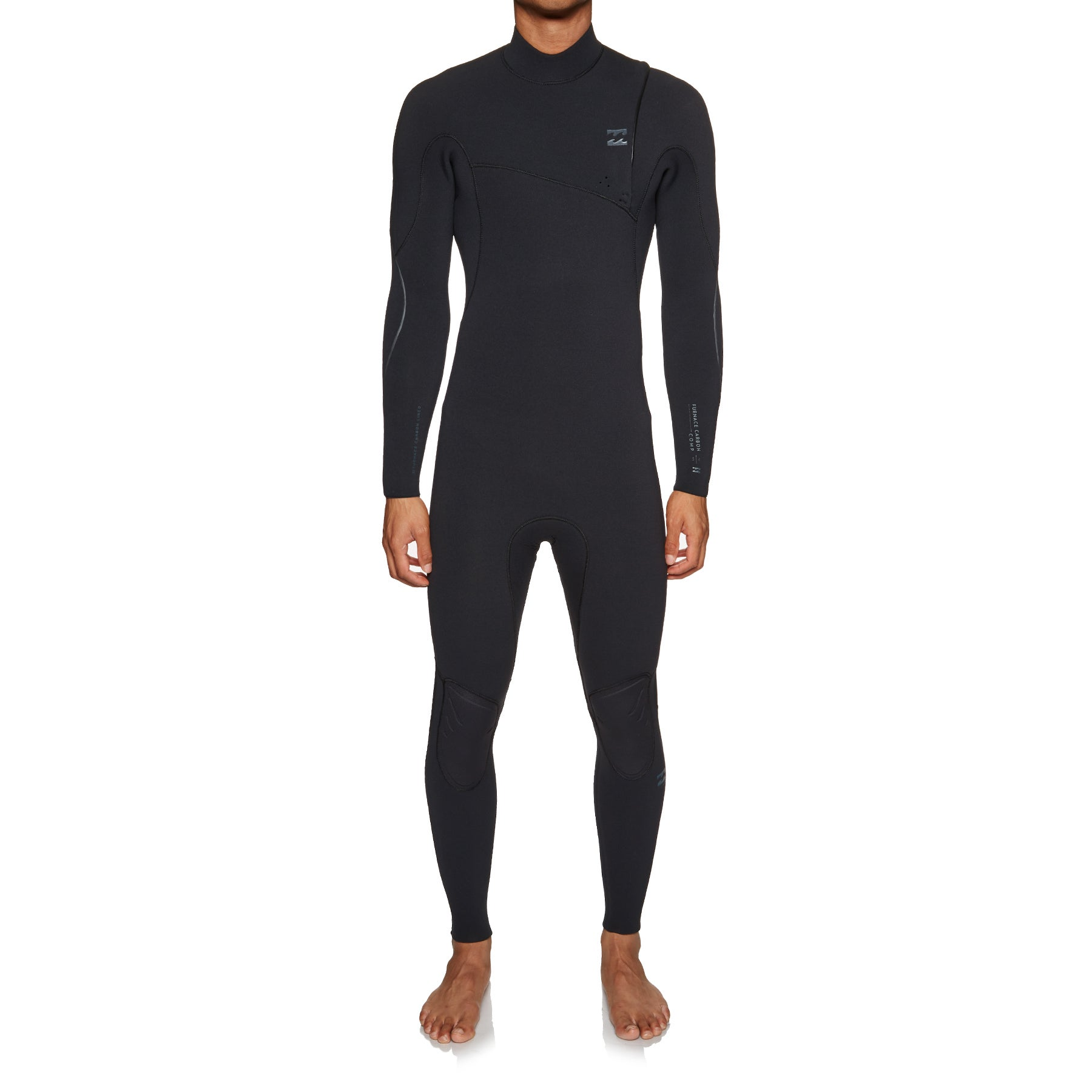 Billabong Furnace Carbon Comp 5/4mm 2019 Zipperless Wetsuit