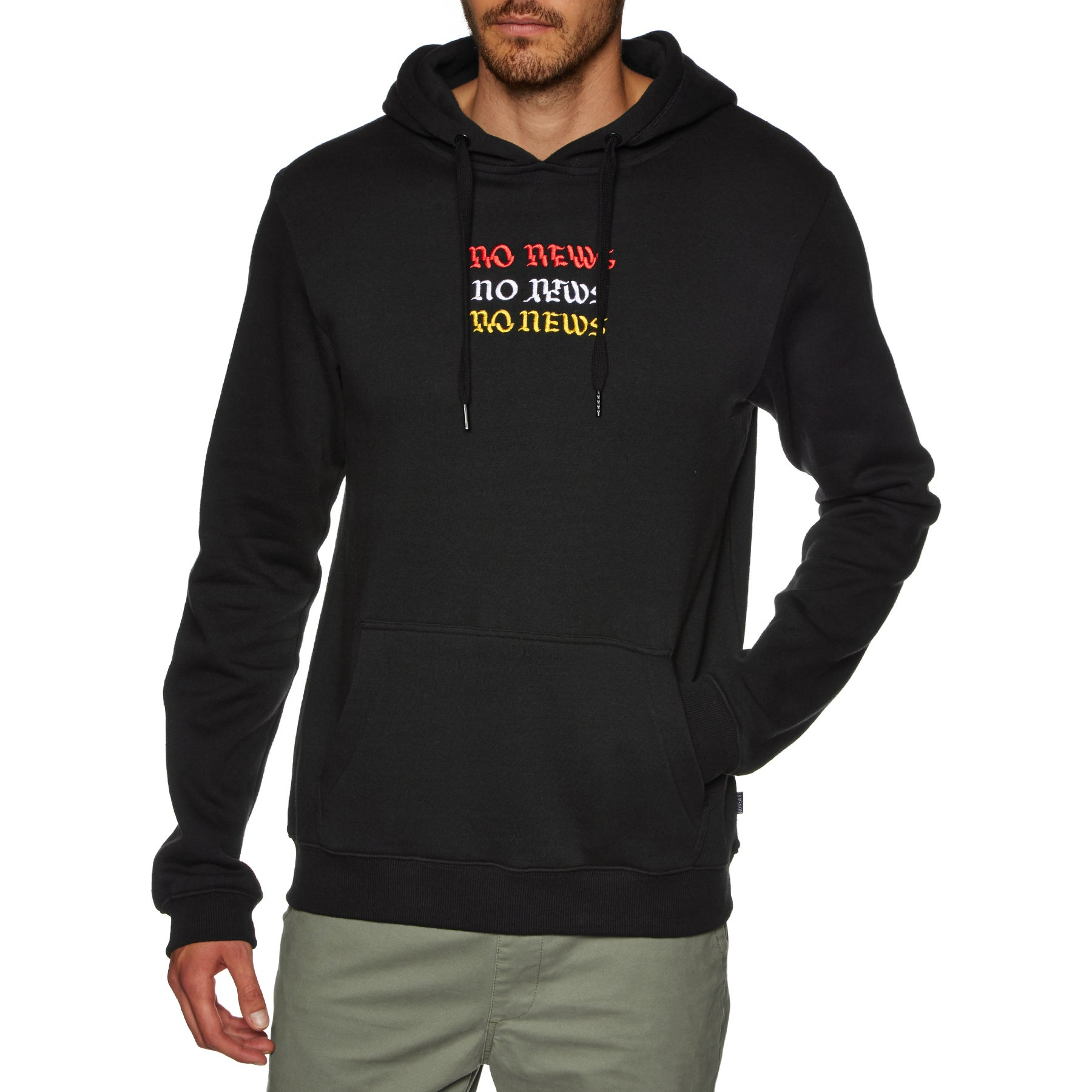 No News Hoods Mens Pullover Hoody