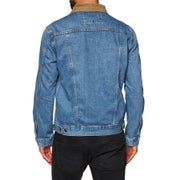 SWELL Rival Denim Mens Jacket