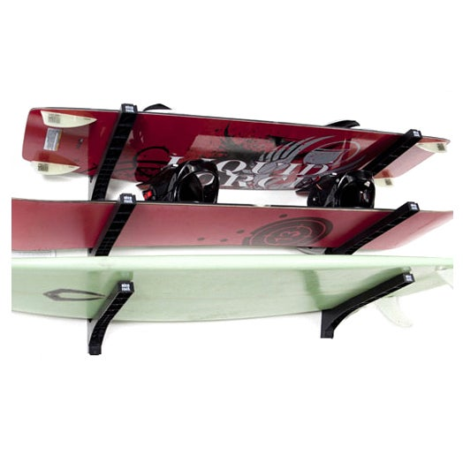 Northcore Nice Rack Triple Wall Mounted Surfboard Rack