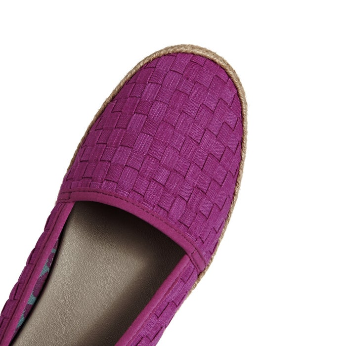 Sanuk Basket Case Ladies Slip On Shoes