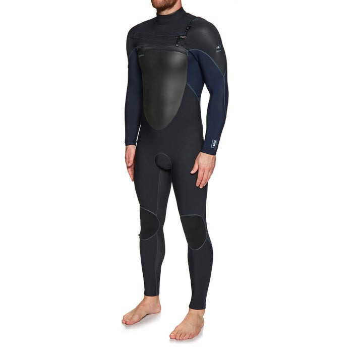 O Neill Psycho Freak 4/3mm Chest Zip Wetsuit