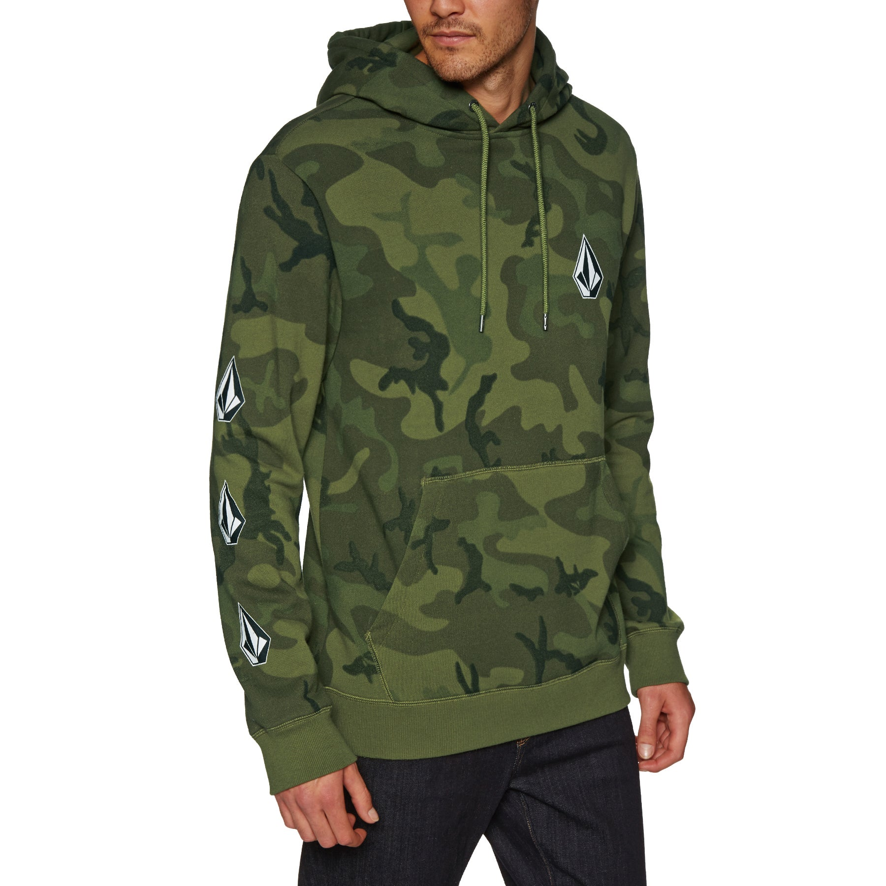 Volcom Deadly Stone Pullover Hoody