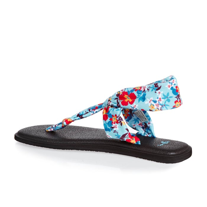 Sanuk Yoga Sling Ella Prints Ladies Sandals