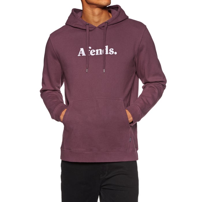 Afends Track Pullover Hoody