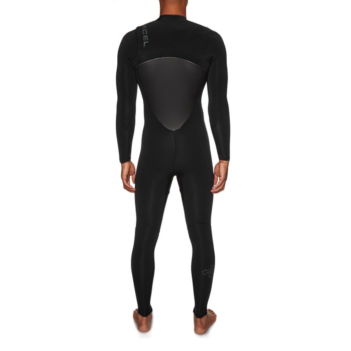 Xcel Drylock 4/3mm 2019 Chest Zip Wetsuit