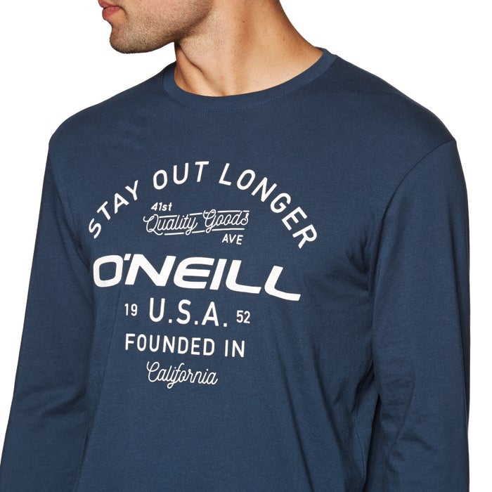 O Neill Stay Out Long Sleeve T-Shirt