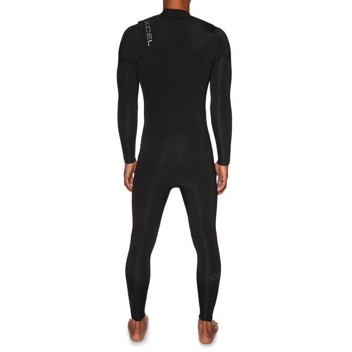 Xcel Comp X 4/3mm 2019 Chest Zip Wetsuit