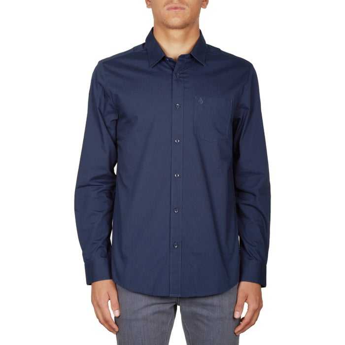 Volcom Everett Solid Mens Shirt