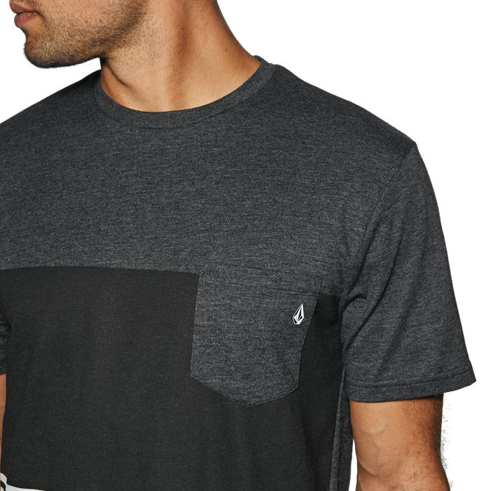 Volcom 3 Quarter Short Sleeve T-Shirt