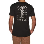 SWELL Wrapped Short Sleeve T-Shirt