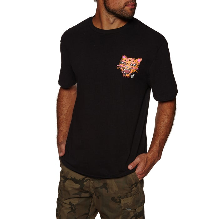 Volcom Ozzie Tiger Boxy Short Sleeve T-Shirt