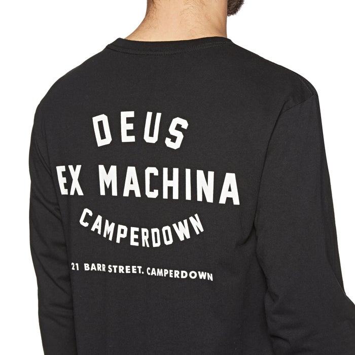 Deus Ex Machina Camperdown Mens Long Sleeve T-Shirt
