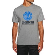 Element Vertical Mens Short Sleeve T-Shirt