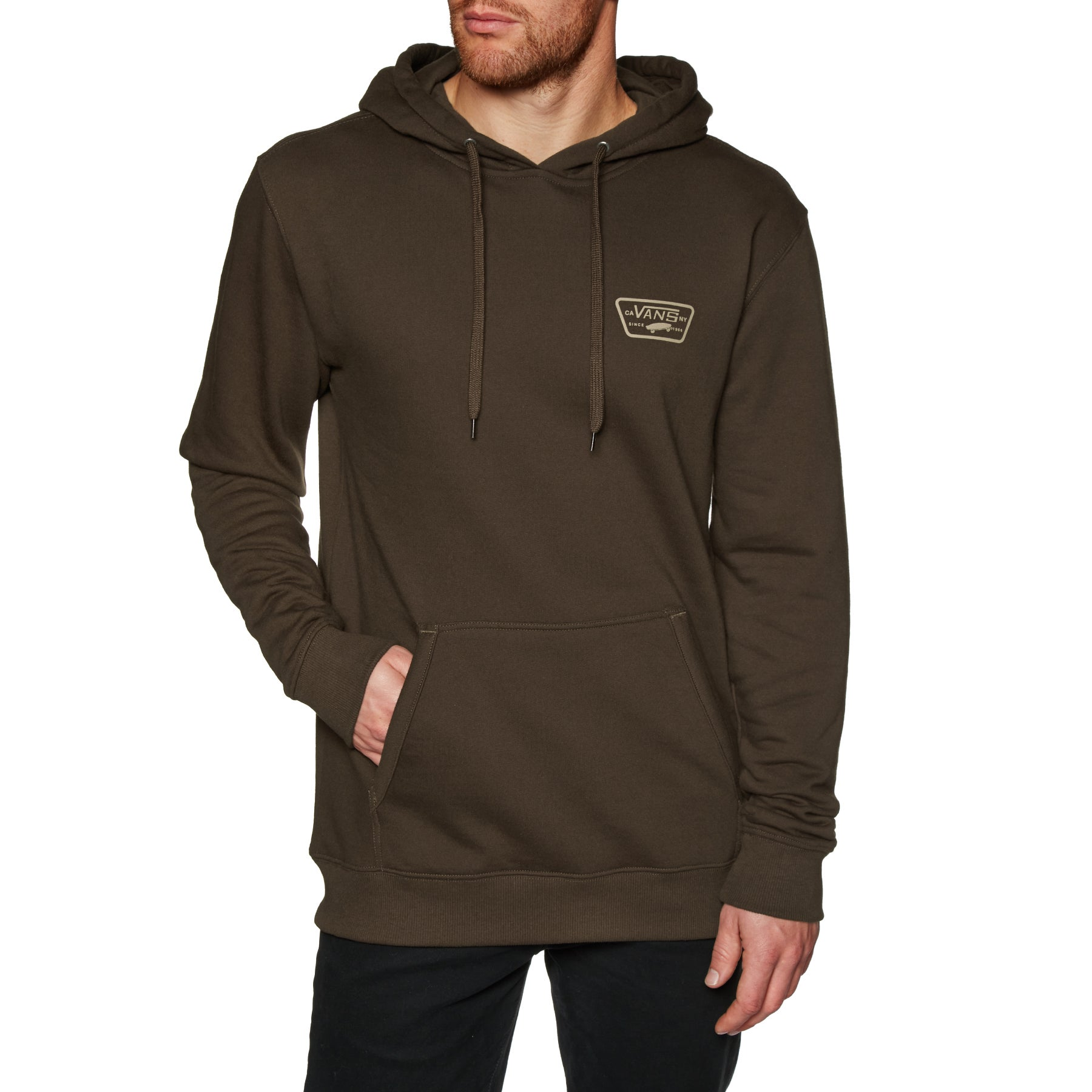 Vans Full Patched Mens Pullover Hoody