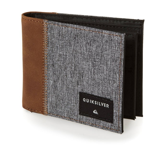 Quiksilver Freshness Plus 4 Medium Mens Wallet