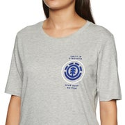 Element Oval CR Ladies Short Sleeve T-Shirt