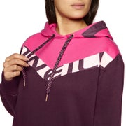 O Neill Colour Block Ladies Pullover Hoody