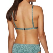 The Hidden Way Lunas Long Tri Ladies Bikini Top