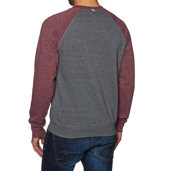 Element Meridian Block Crew Sweater