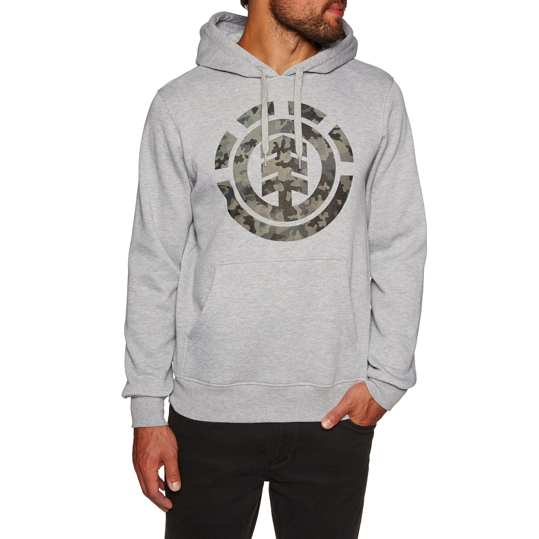 Element Bark Logo Pullover Hoody