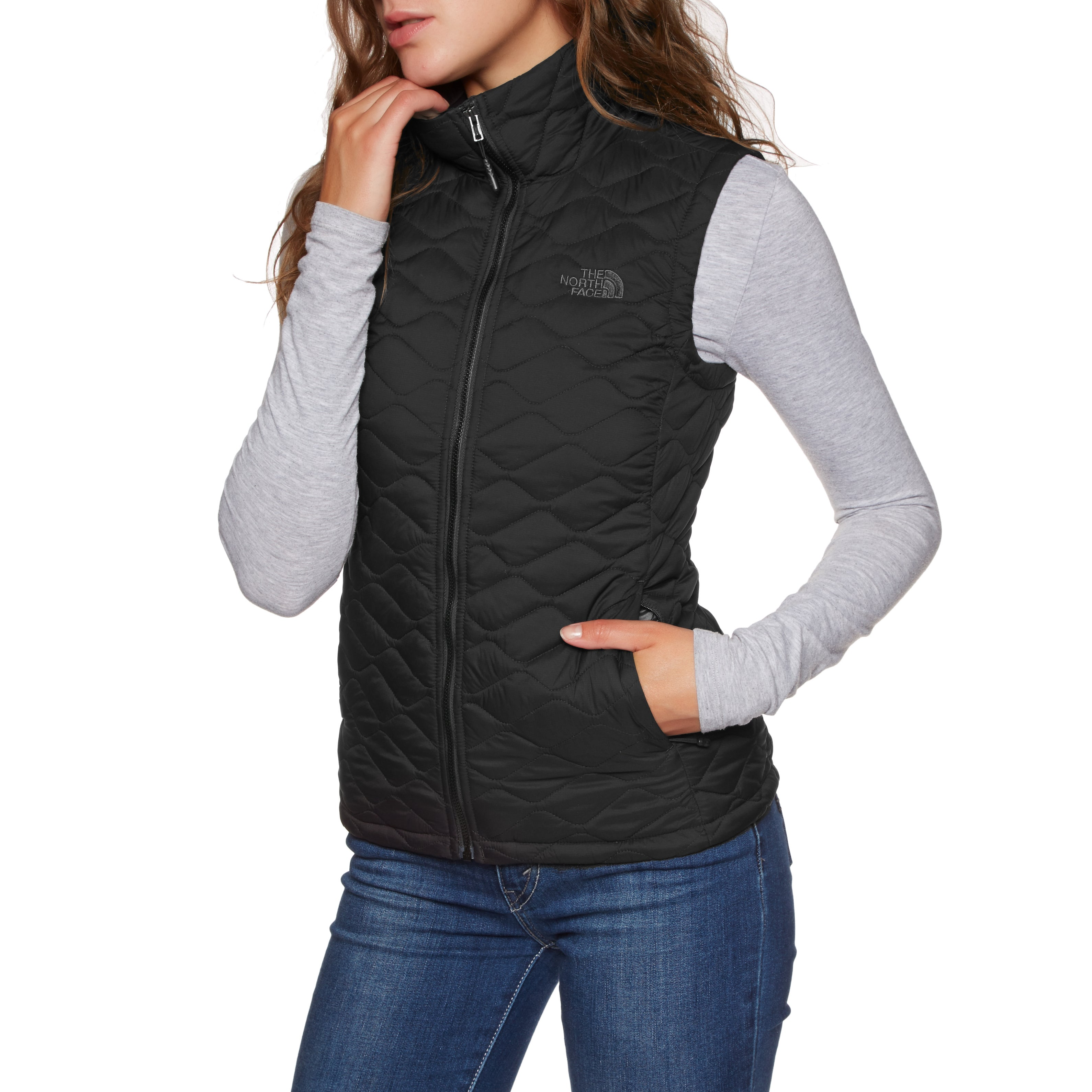 North Face Thermoball Ladies Body Warmer