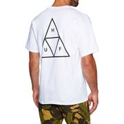 Huf Essentials Triple Triangle Short Sleeve T-Shirt