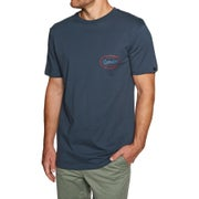 Quiksilver Live On The Edge Mens Short Sleeve T-Shirt