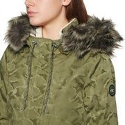 O Neill Frontier Parka Ladies Jacket