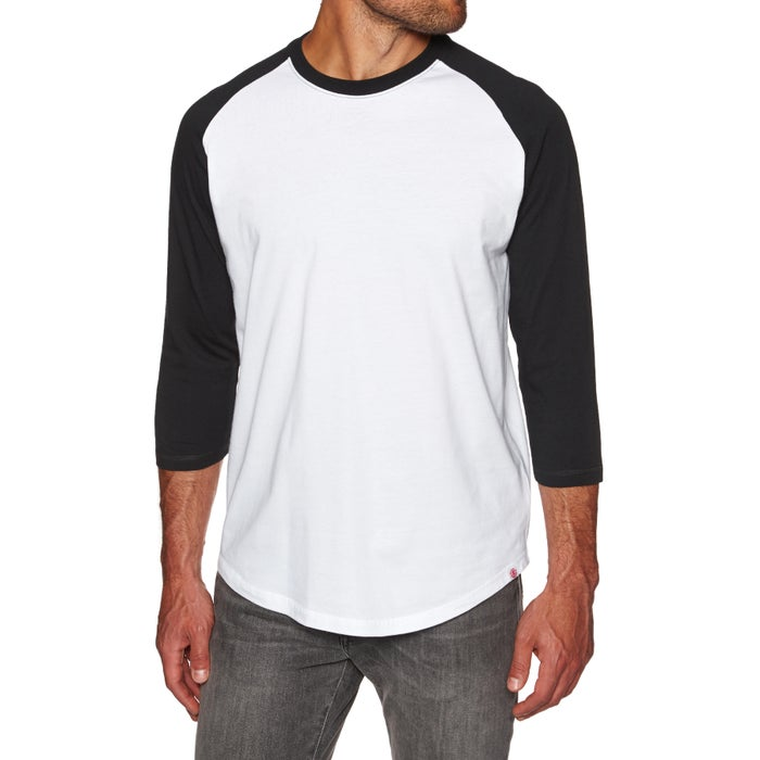 Element Basic Raglan Quarter Long Sleeve T-Shirt