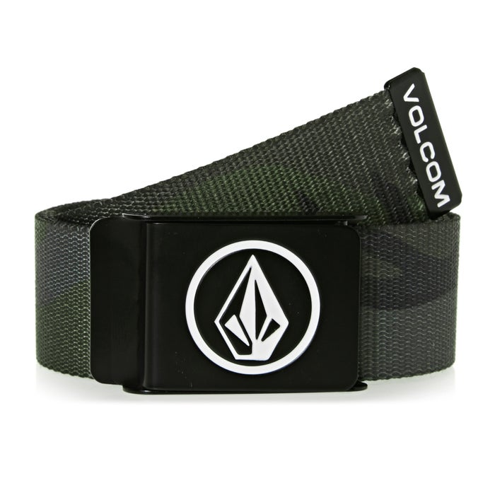 Volcom Circle Mens Web Belt