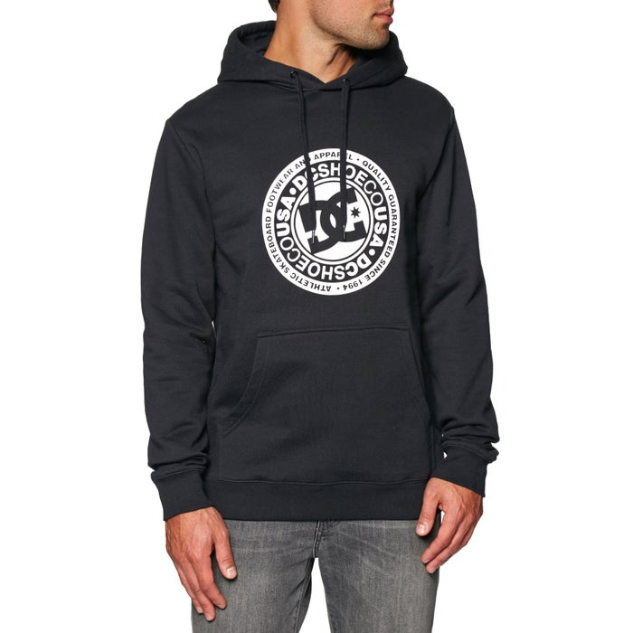 DC Circle Star Pullover Hoody