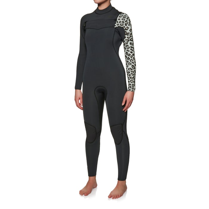 Billabong Furnace Carbon Comp 5/4mm 2019 Chest Zip Wetsuit
