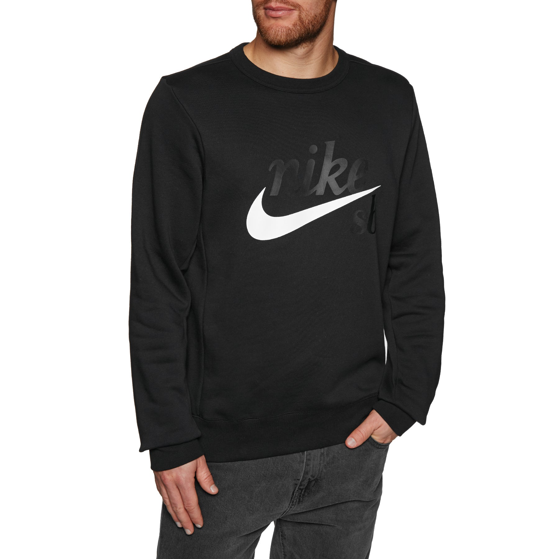 Nike SB Craft Icon Crew Fleece Sweater