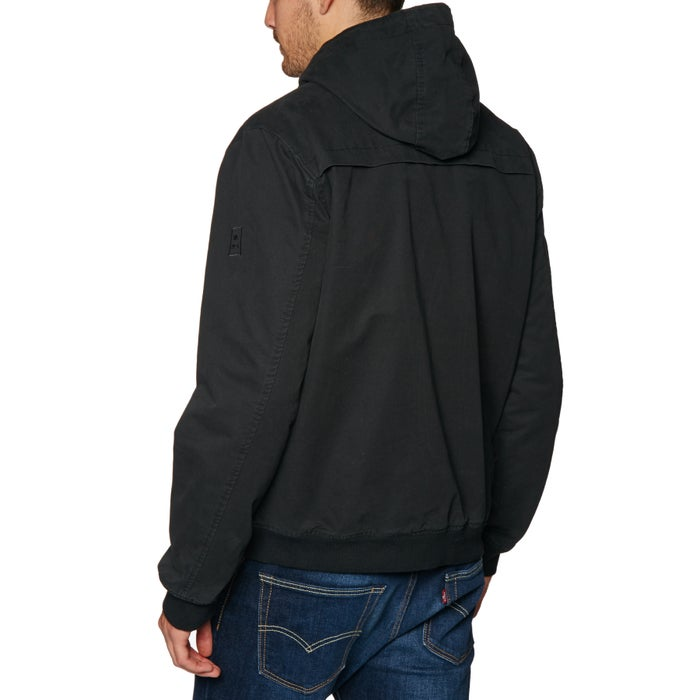 RVCA Hooded Bomber Ii Jacket