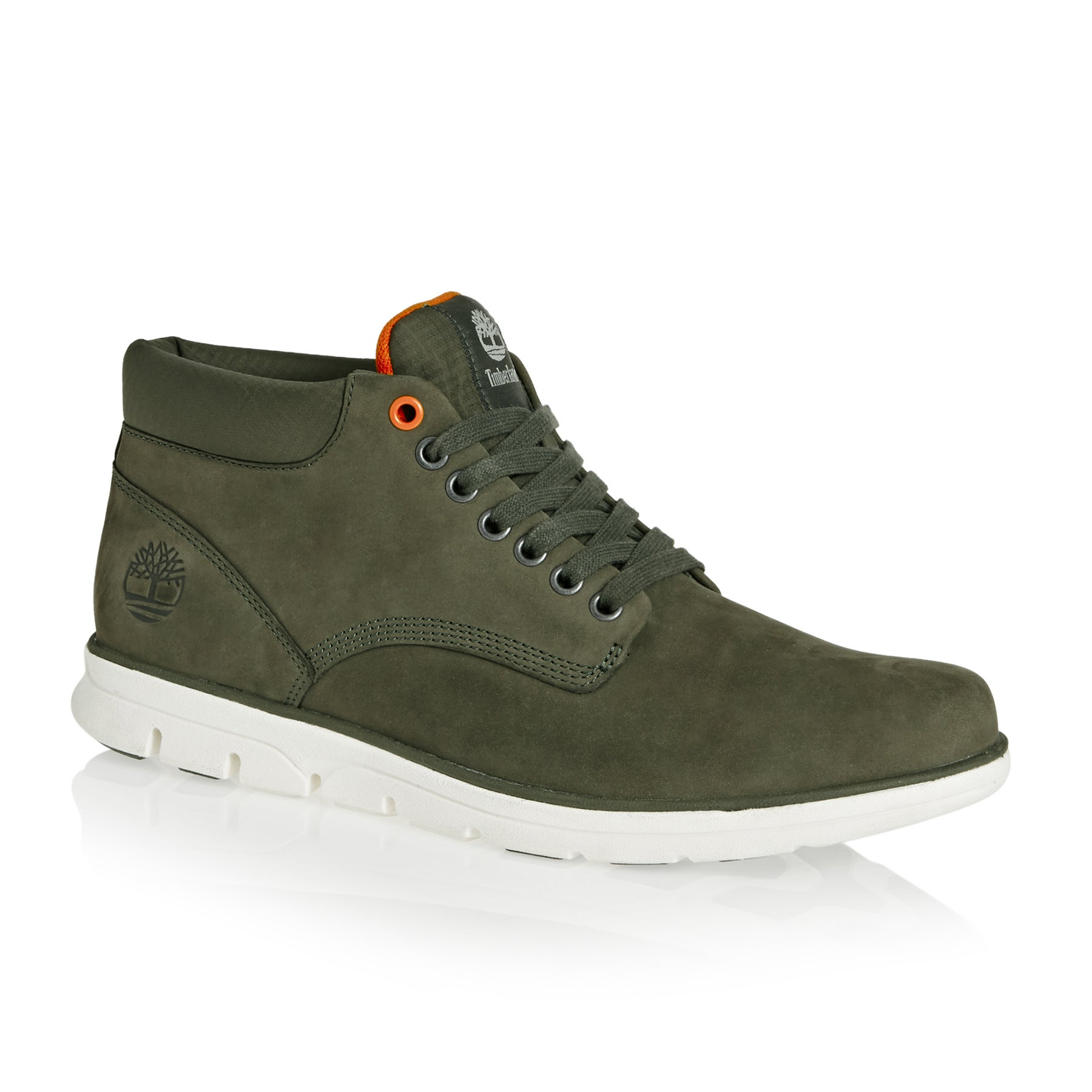 Timberland Bradstreet Chukka Le Grape Leaf Boots