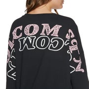 Volcom Back At It Ladies Long Sleeve T-Shirt