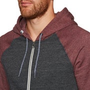 Element Meridian Block Mens Zip Hoody