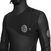Rip Curl Flashbomb Heatseeker 6/4mm 2019 Zip Free Hooded Wetsuit