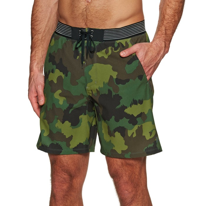 Hurley Phantom Alpha Trainer Camo 18in Boardshorts
