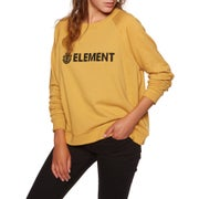 Element Tree Logo Crew Ladies Sweater