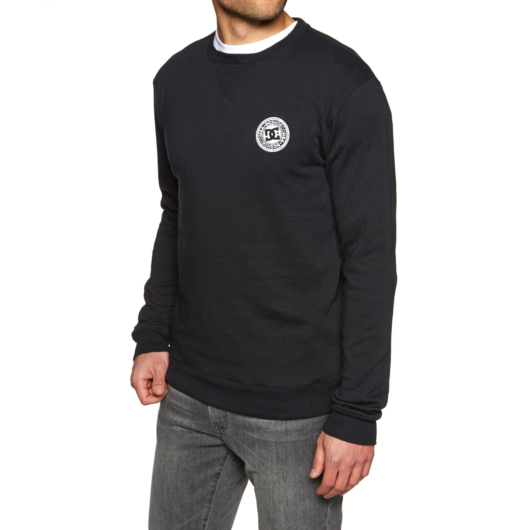 DC Rebel Crew Sweater