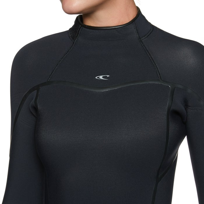 O Neill Womens Psycho One 5/4mm Back Zip Wetsuit